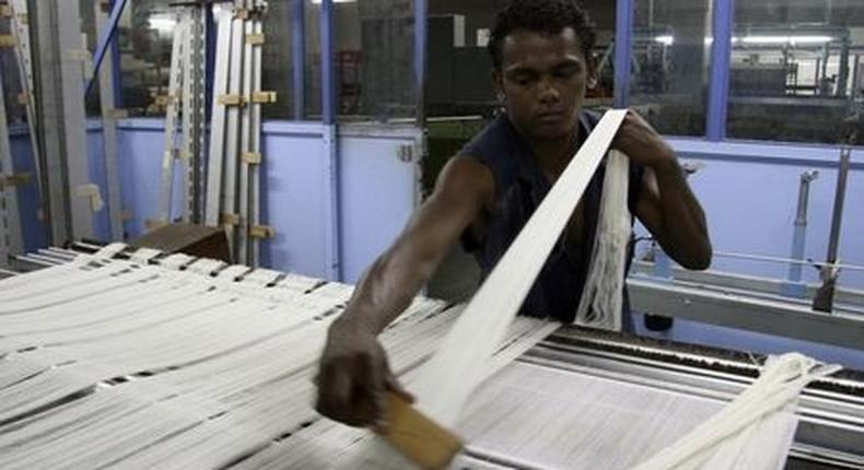 Mauritian knitwear supplier Ciel Textile full-year profit up 27 pct
