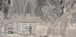 Przerażający sekret rządu ujawniony na Google Maps