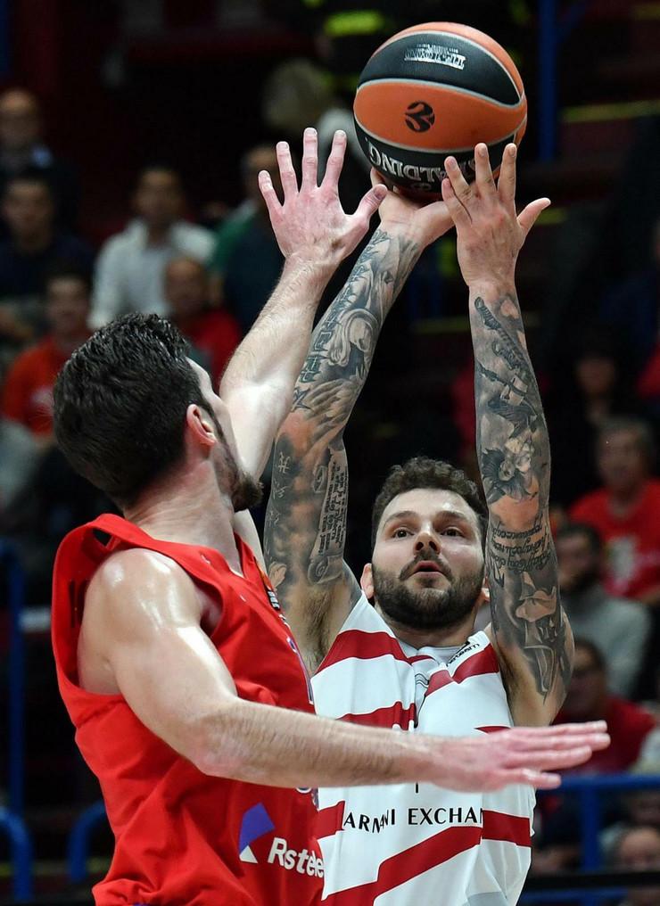 KK Armani, KK CSKA