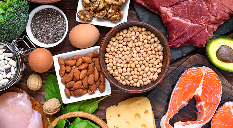 Just how much protein should you take in a day?