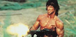 Rambo wraca! Teraz emeryt będzie strzelał do...