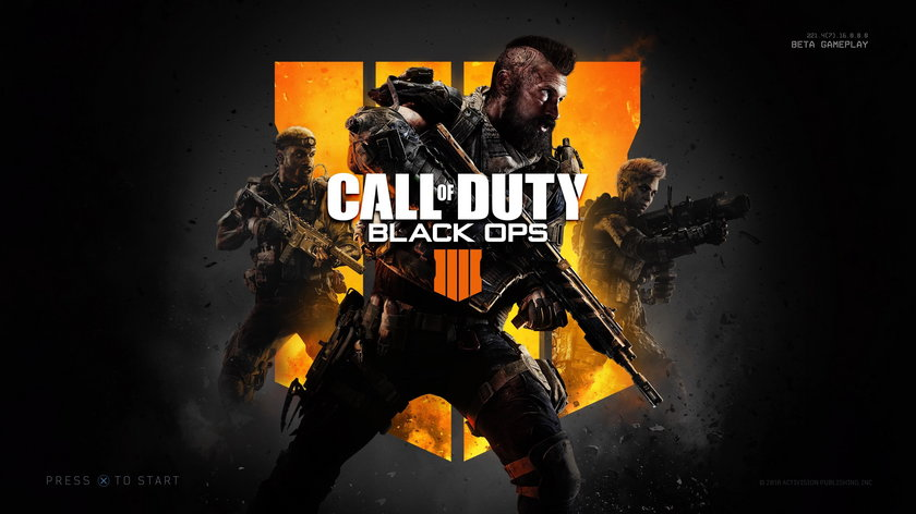 Beta battle royale CoD: Black Ops 4 już 10 września!