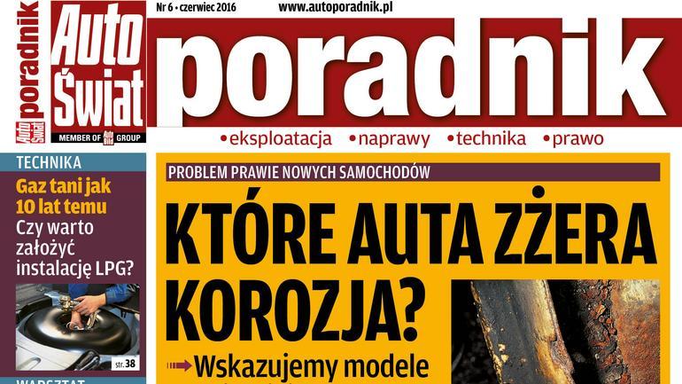 Auto Świat Poradnik 6/2016