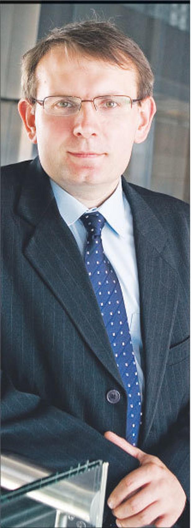 Radosław Nożykowski, adwokat w Kancelarii Baker & McKenzie Fot. Wojciech Górski