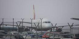 Lotnisko sparaliżowane!