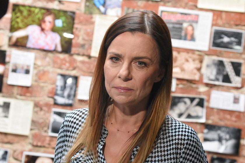 Agata Kulesza po raz pierwszy o życiu po rozwodzie: Już śpię spokojnie, choć jeszcze mam w twarzy napięcie