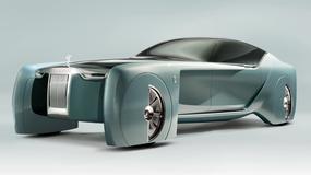 Rolls-Royce 103EX - na urodziny BMW