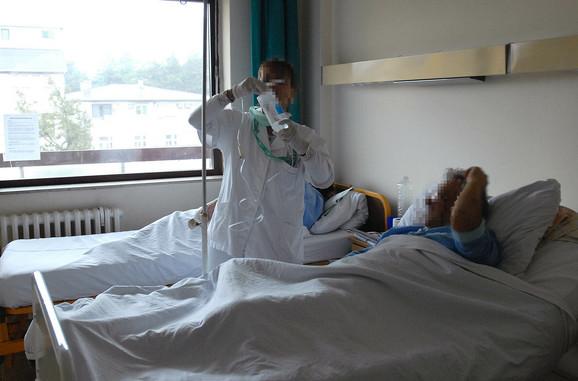 Pacijenti se upućuju na Infektivnu kliniku