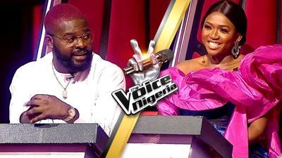 The Voice Nigeria: TeamWaje and TeamFalz Open The Vocal Battlefield