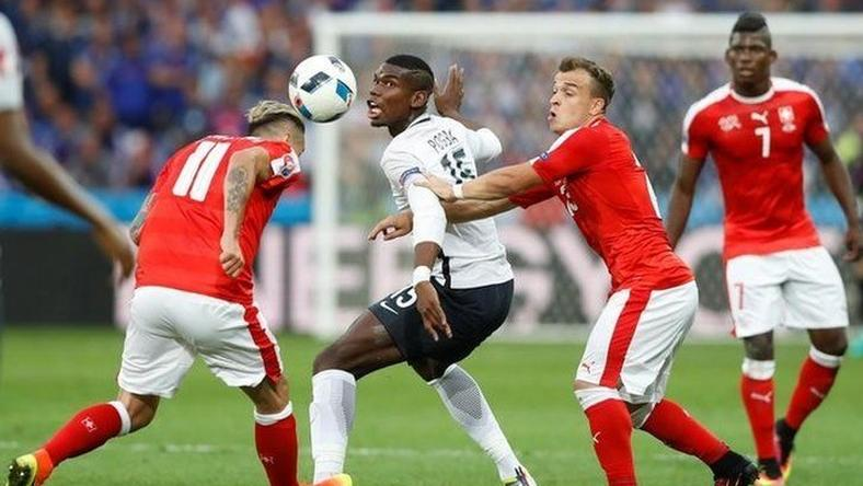 France misfire as lucky Switzerland reach knockout stage