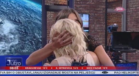 Dea Đurđević rođendansko iznenađenje