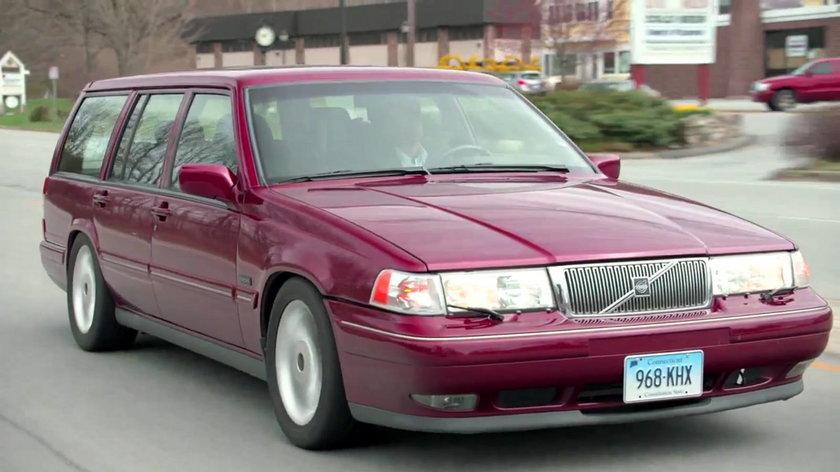 David Letterman Volvo