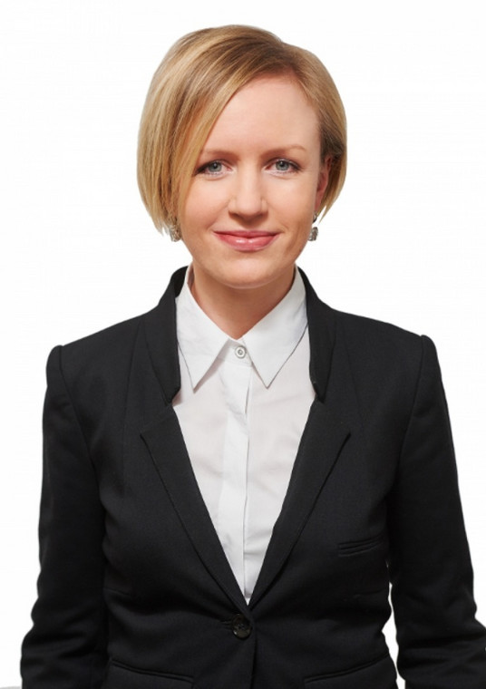 Ewa Niesiobędzka-Krause - partner, rzecznik patentowy