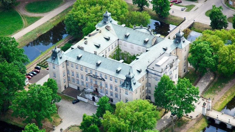 Pałac w Rydzynie