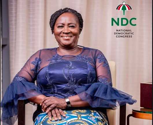 Prof. Jane Naana Opoku- Agyemang, NDC running mate for 2020 election