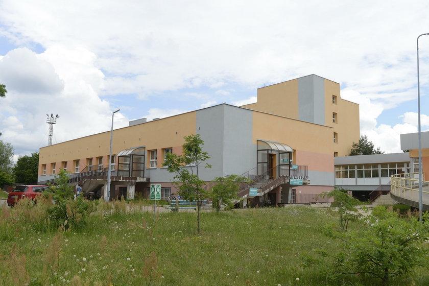 Szpital w Legicy