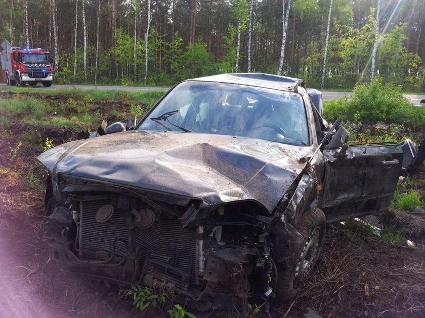Śmiertelny wypadek na Mazowszu. Policja szuka świadków