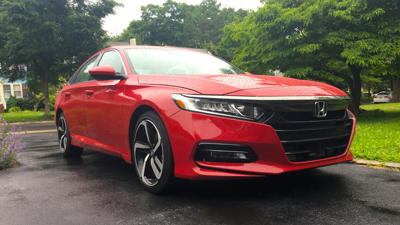 First Up Is The 2018 Honda Accord