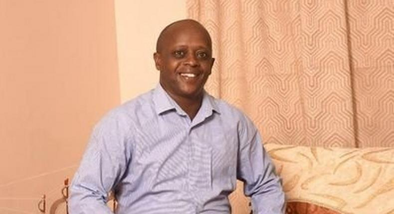 Kameme TV Presenter Njogu Njoroge on the spot after being caught on tape confessing role in Ndindi Nyoro arrest