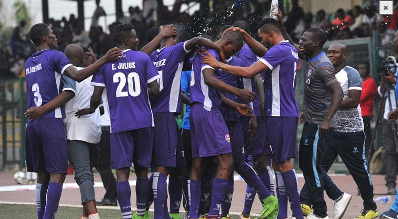 MFM FC pip Rangers in the biggest game of NPFL matchday 4