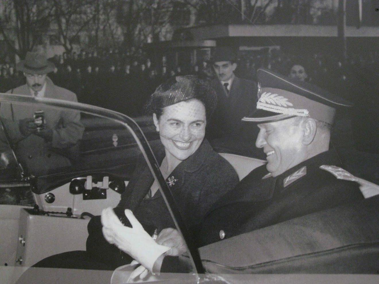 Jovanka i Broz bili su među najznačajnijim političkim parovima tog vremena na svetu