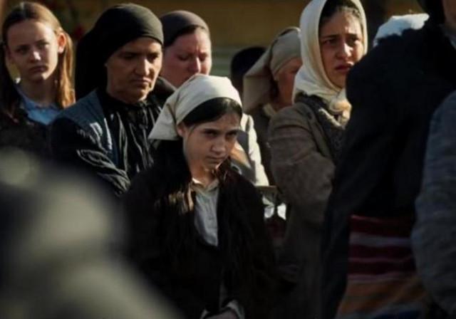 Biljana u ulozi Dare u filmu o stradanjima u Jasenovcu