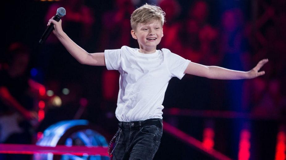"""""""The Voice Kids"""": Szymon Lubicki"""