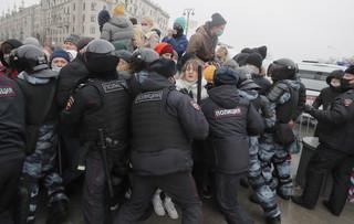 Tysiące ludzi w obronie Nawalnego