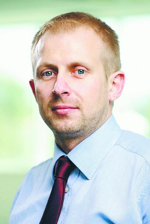 Paweł Kuskowski, przewodniczący Stowarzyszenia Compliance Polska.