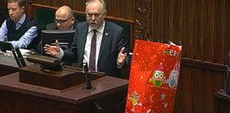 Poseł Sanocki zaskoczył kolegów w Sejmie! Tym razem pozytywnie...