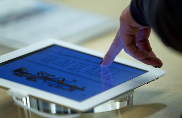 Już wkrótce iPady będą służyły chilijskim deputowanym. FOt. Bloomberg