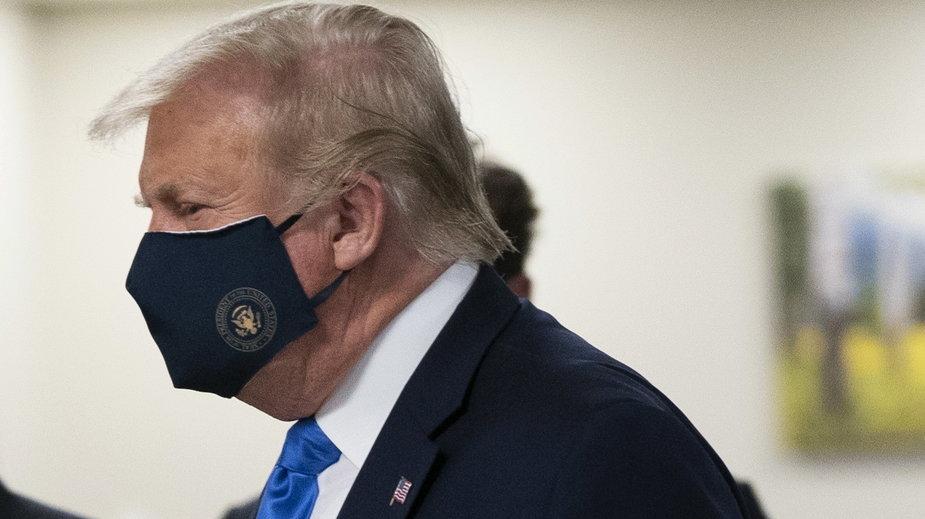 Prezydent Stanów Zjednoczonych Donald Trump otrzymał pozytywny wynik na koronawirusa