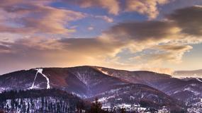 Zima w Ustroniu - górska kraina atrakcji