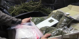 61-latek przewoził 18 kg marihuany