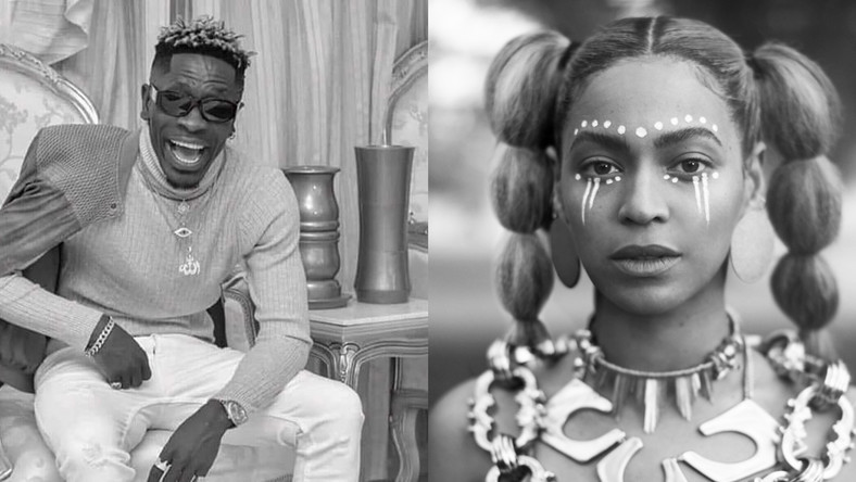 Beyonce features Shatta Wale