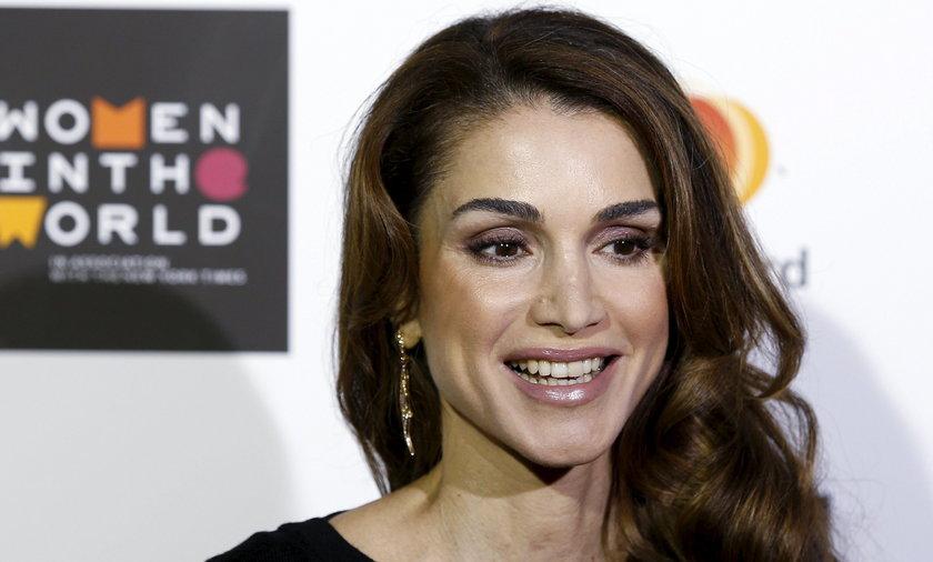 Rania, królowa Jordanii