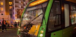 20 osób rannych! Motorniczy był pijany! FILM