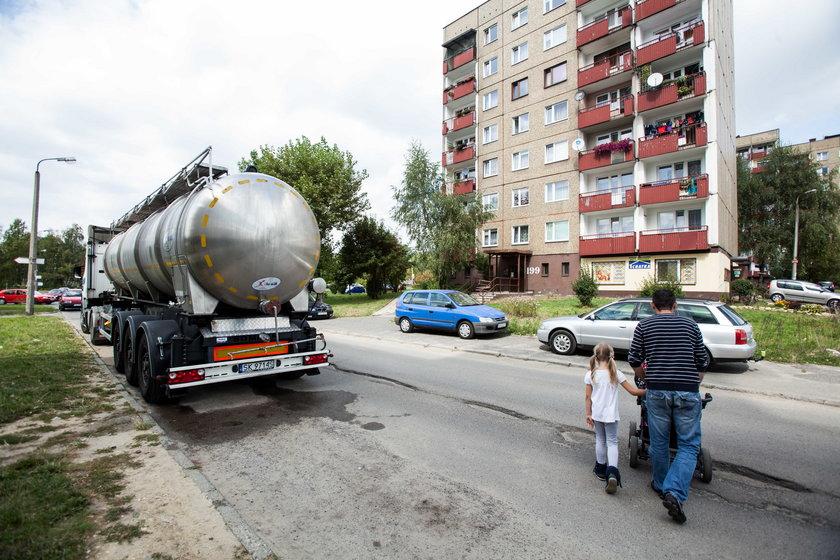 Katowice. Skażona woda bakteriami coli w Zebrzydowicach oraz mętna woda w Bytomiu