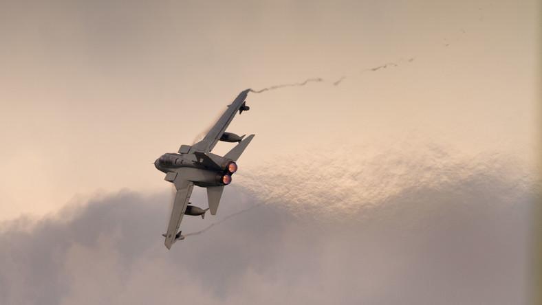 Samolot Tornado GR4