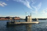 Podmornica, Danska, novinarka, EPA -  ANDERS VALDSTED