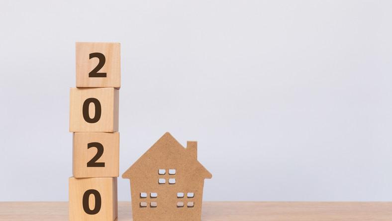 nieruchomości, zmiany, 2020 fot. shutterstock