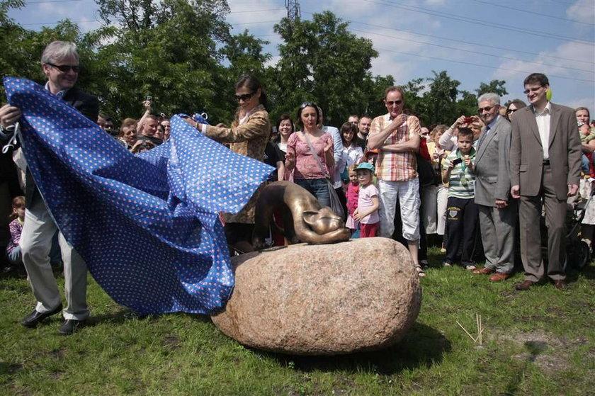 Coś dla kociarzy. W Warszawie jest już pomnik...