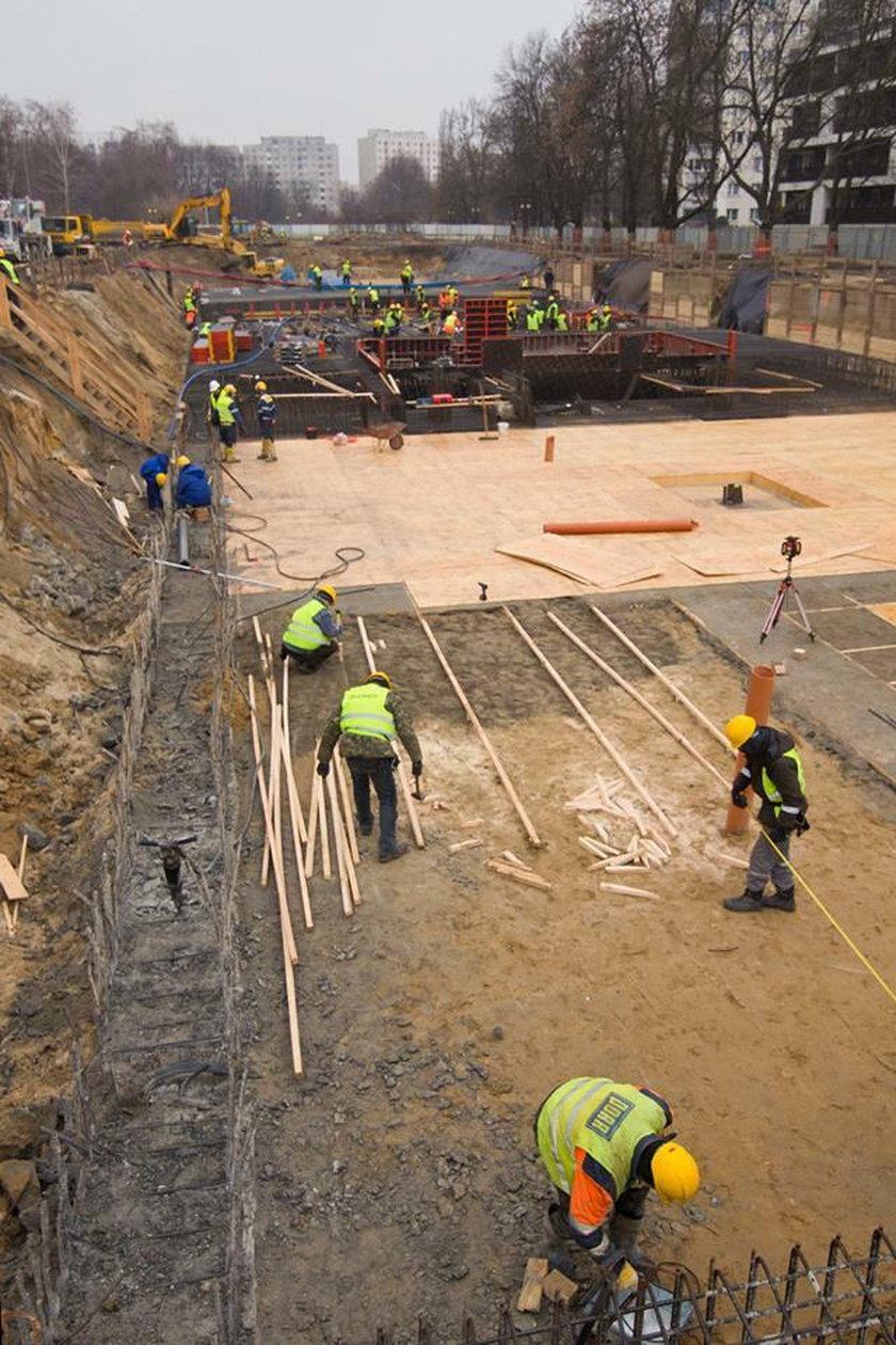 Budowa metra na Woli. Znaleziono kości