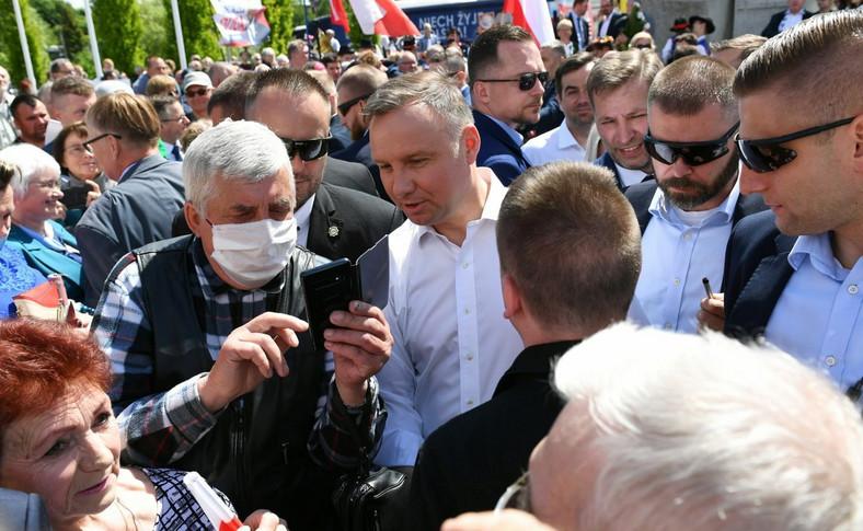 Andrzej Duda polska