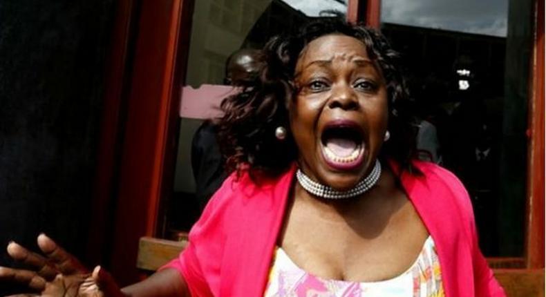 Mbita MP Millie Odhiambo.
