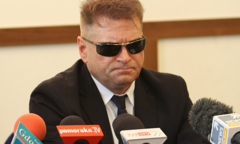 Konferencja Krzysztofa Rutkowskiego ws Iwony Wieczorek