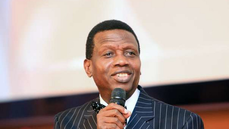 General Overseer of Redeemed Christian Church of God, Pastor Enoch Adeboye  [PM News]