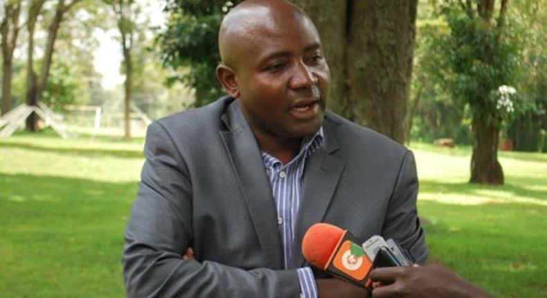 Lugari MP Ayub Savula
