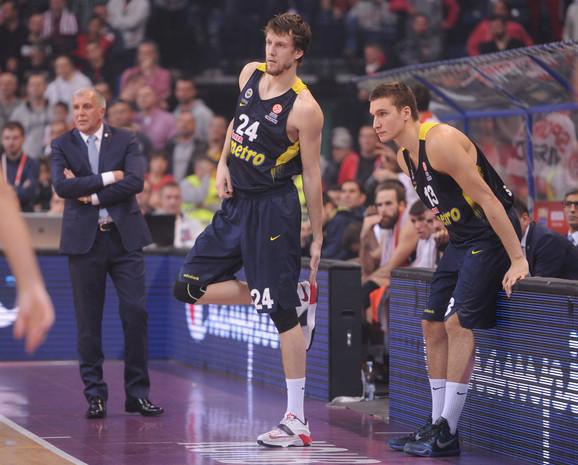 Željok Obradović, Jan Veseli i Bogdan Bogdanović