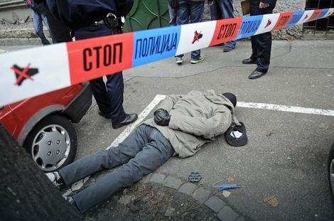 Pravovremena reakcija: Policajci u akciji